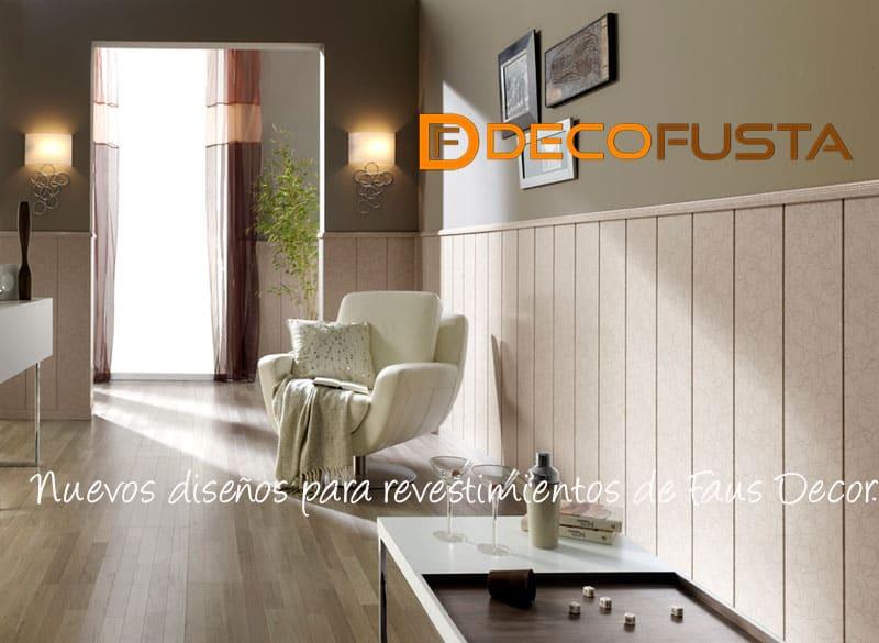 Nuevos diseños para revestimientos de Faus Decor 1