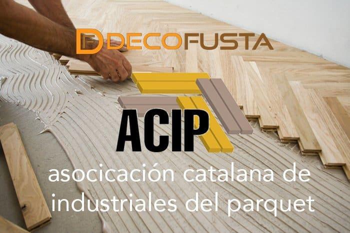 asociacion catalana de industriales del parquet