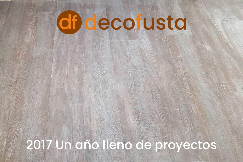 2017 Un año lleno de proyectos