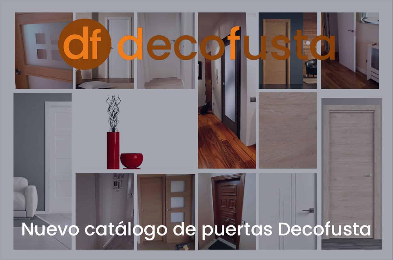 nuevo catalogo de puertas decofusta