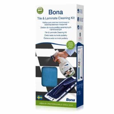 Bona kit de limpiezas para suelos de baldosas y laminados