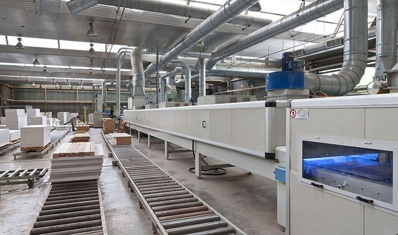 interior fabrica dimara
