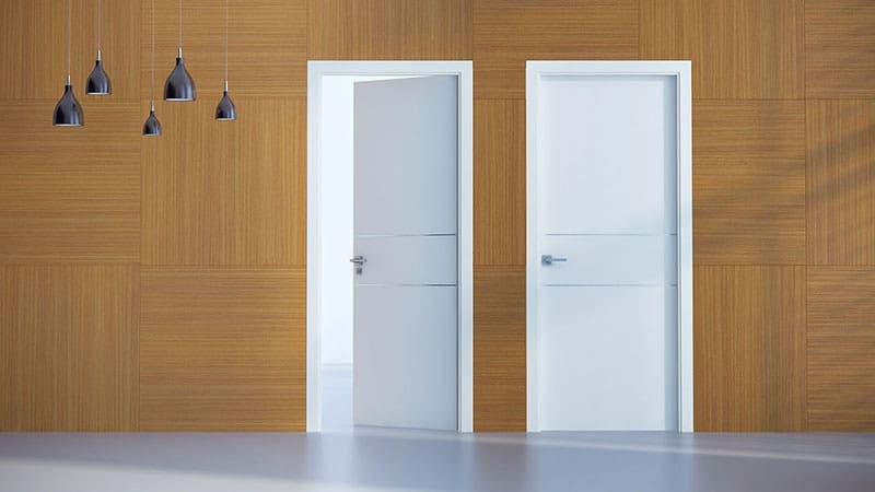 puerta lacada dimara
