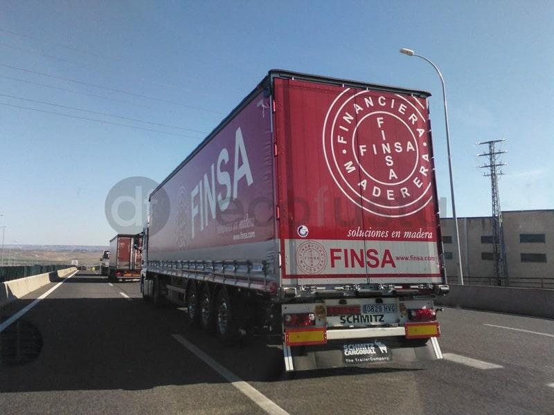 Camion Finsa