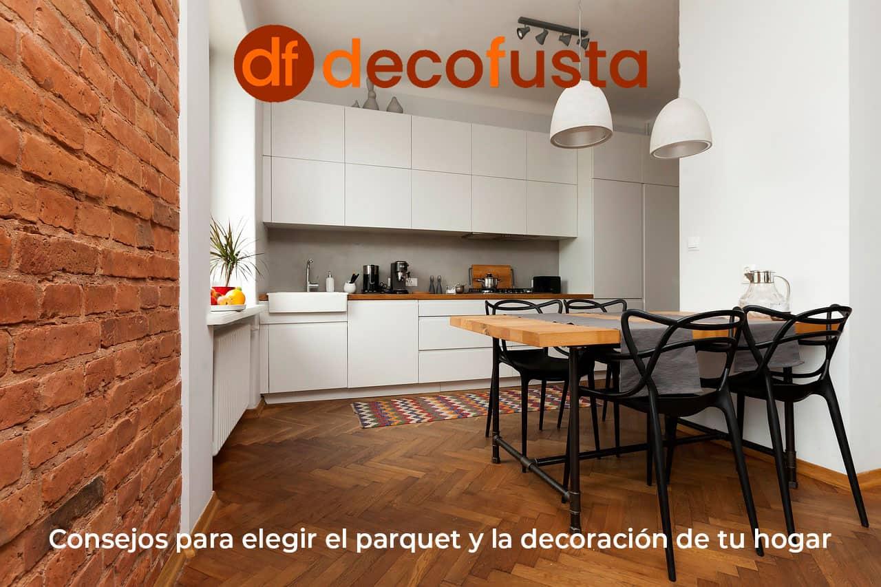 Consejos para elegir el parquet y la decoración de tu hogar