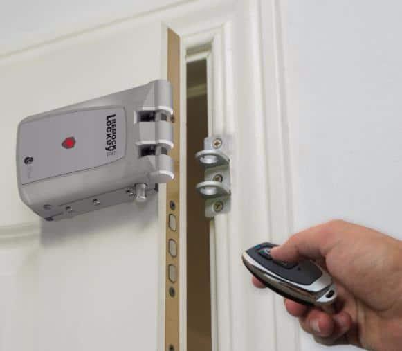 seguridad para puertas