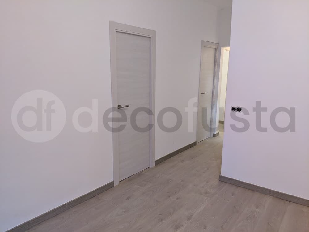 Asi acabo este trabajo de reforma de piso para alquiler
