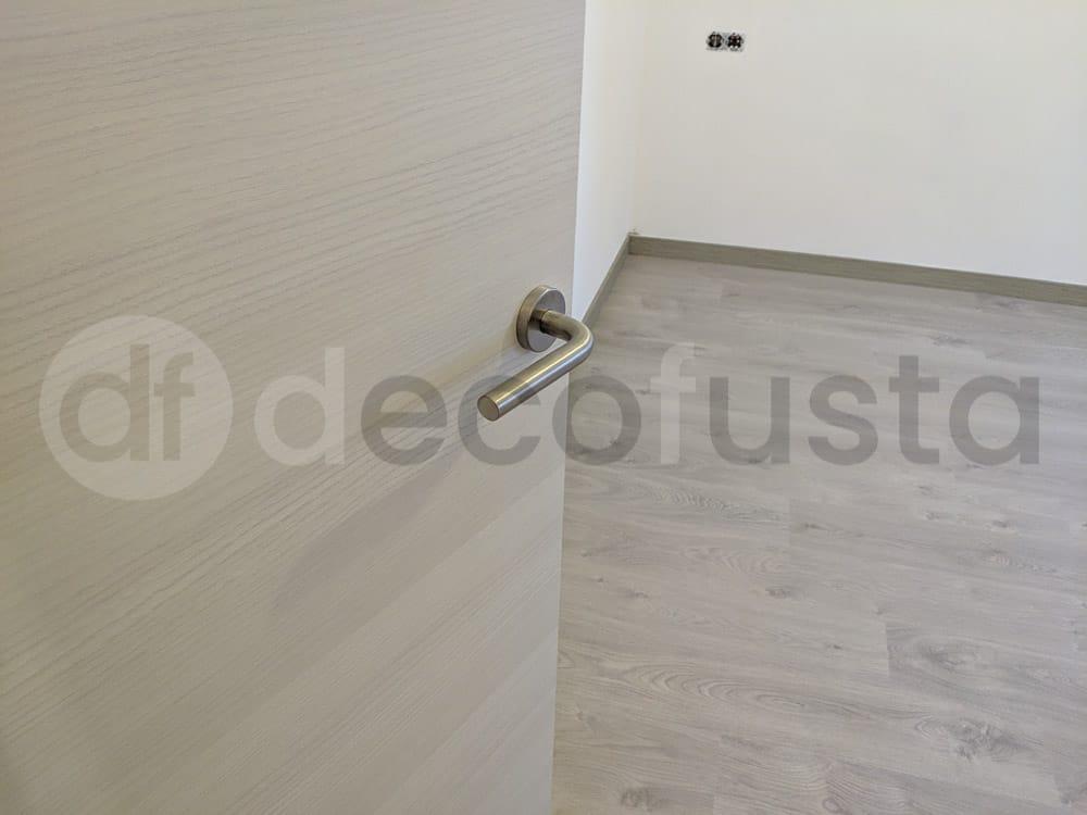 Puertas laminadas y suelo laminado la combinación perfecta