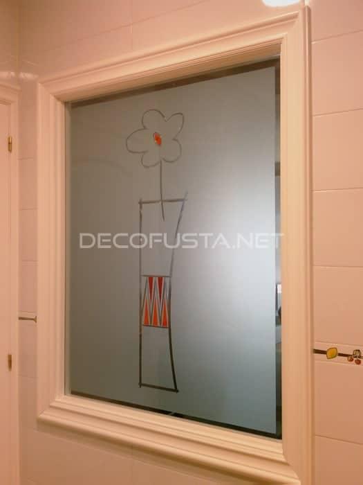 Tipos de cristales para puertas vidrieras decofusta for Vidrios decorados para puertas interiores