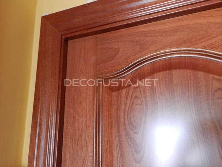 Tipos de molduras para puertas - Decofusta