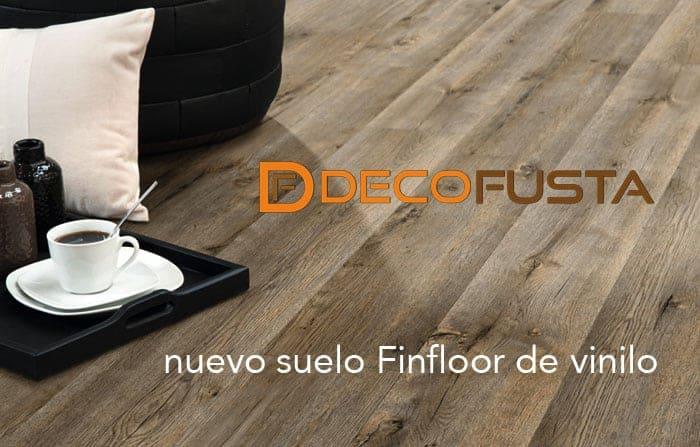 Nuevo suelo Finfloor de vinilo