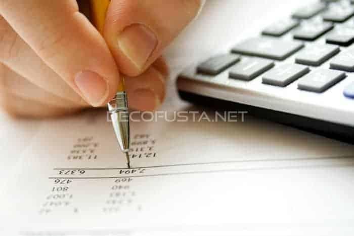 Presupuesto detallado