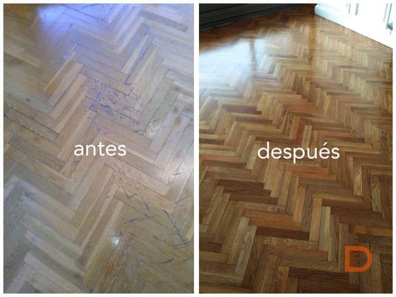 Restauracion antes y despues 1