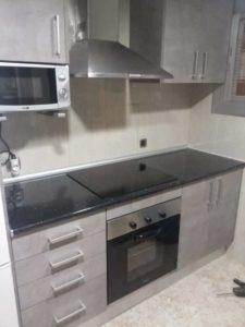 cocina cemento claro