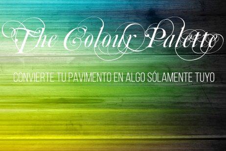 color palette parquet a medida