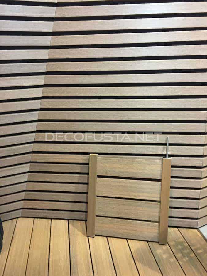 Instalación en suelos y paredes