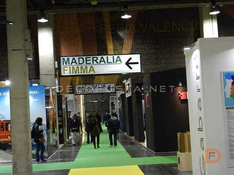 Feria FIMMA Maderalia 2016