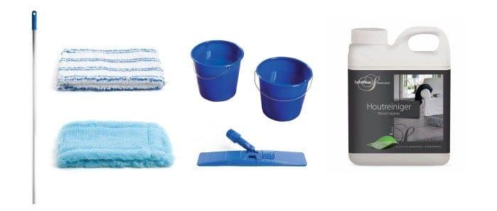 limpiador especial parquets aceitados