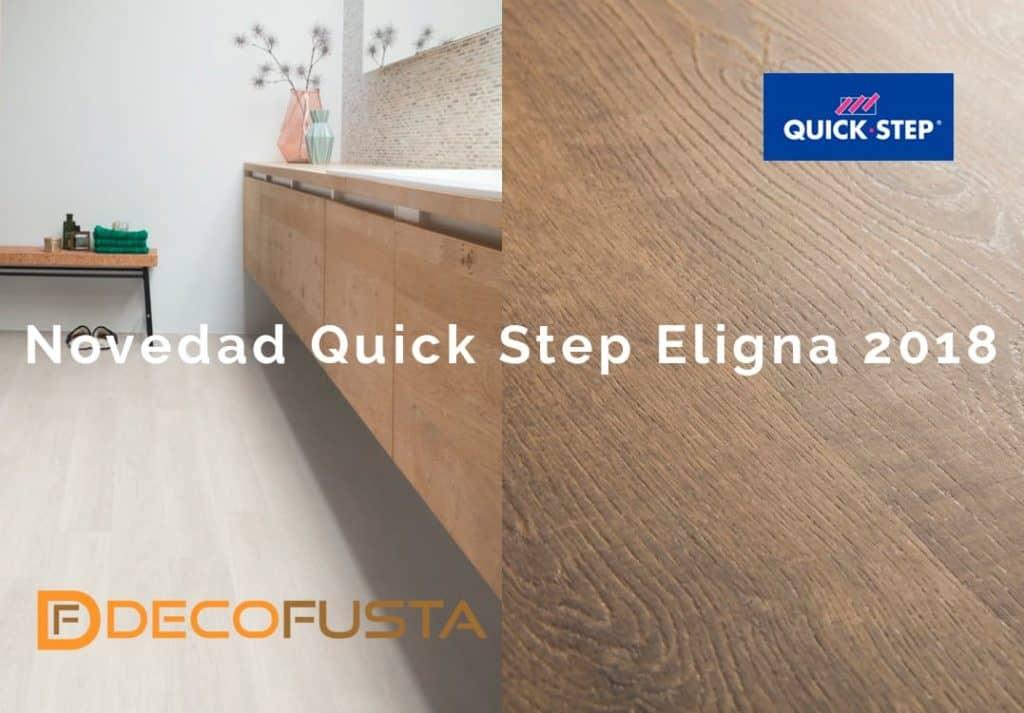 novedad quick step eligna 2018