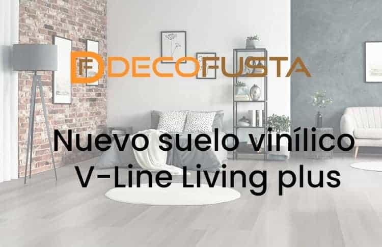 Nuevo suelo vinilico v line living plus