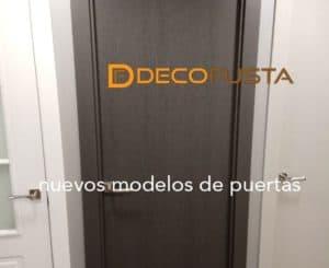 nuevos modelos de puertas