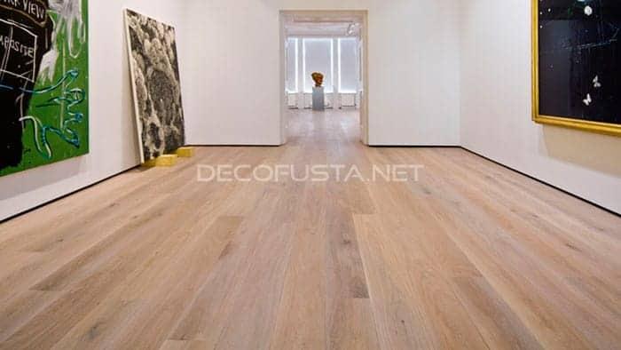 Poner suelo de madera simple latest suelo porcelnico - Cuanto cuesta poner parquet en un piso ...