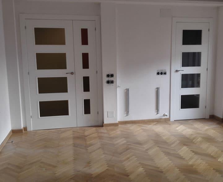 puertas proma lacadas restauracion roble