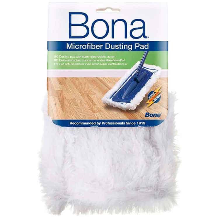 Pad bona atrapa el polvo facilmente