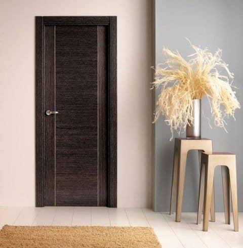 Proma decofusta for Puertas de madera interiores modernas