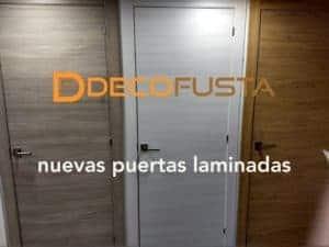 puertas laminadas