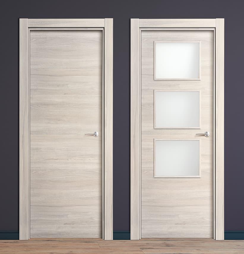 puertas laminadas gris liberal 4v