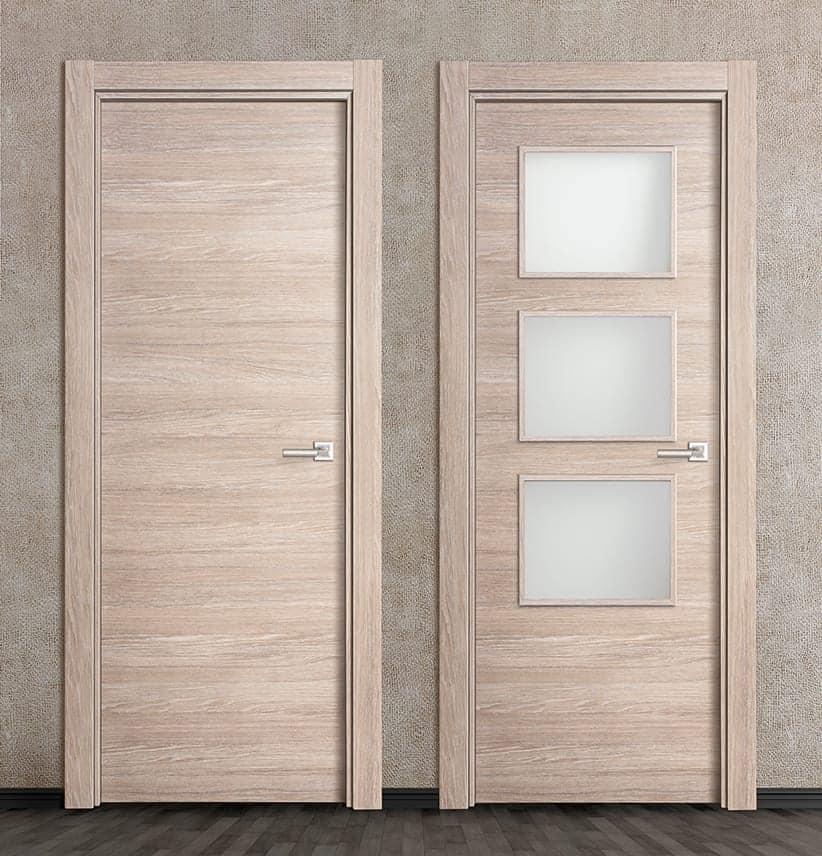 puertas laminadas roble gris i 3v