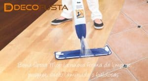spray mop de bona